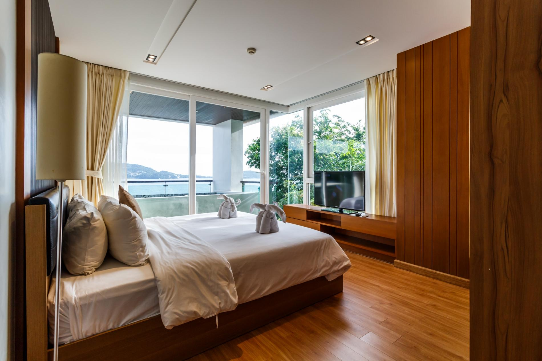 Apartment Privilege12 - Seaview 3 bedroom luxury apartment on Kalim bay photo 16833523