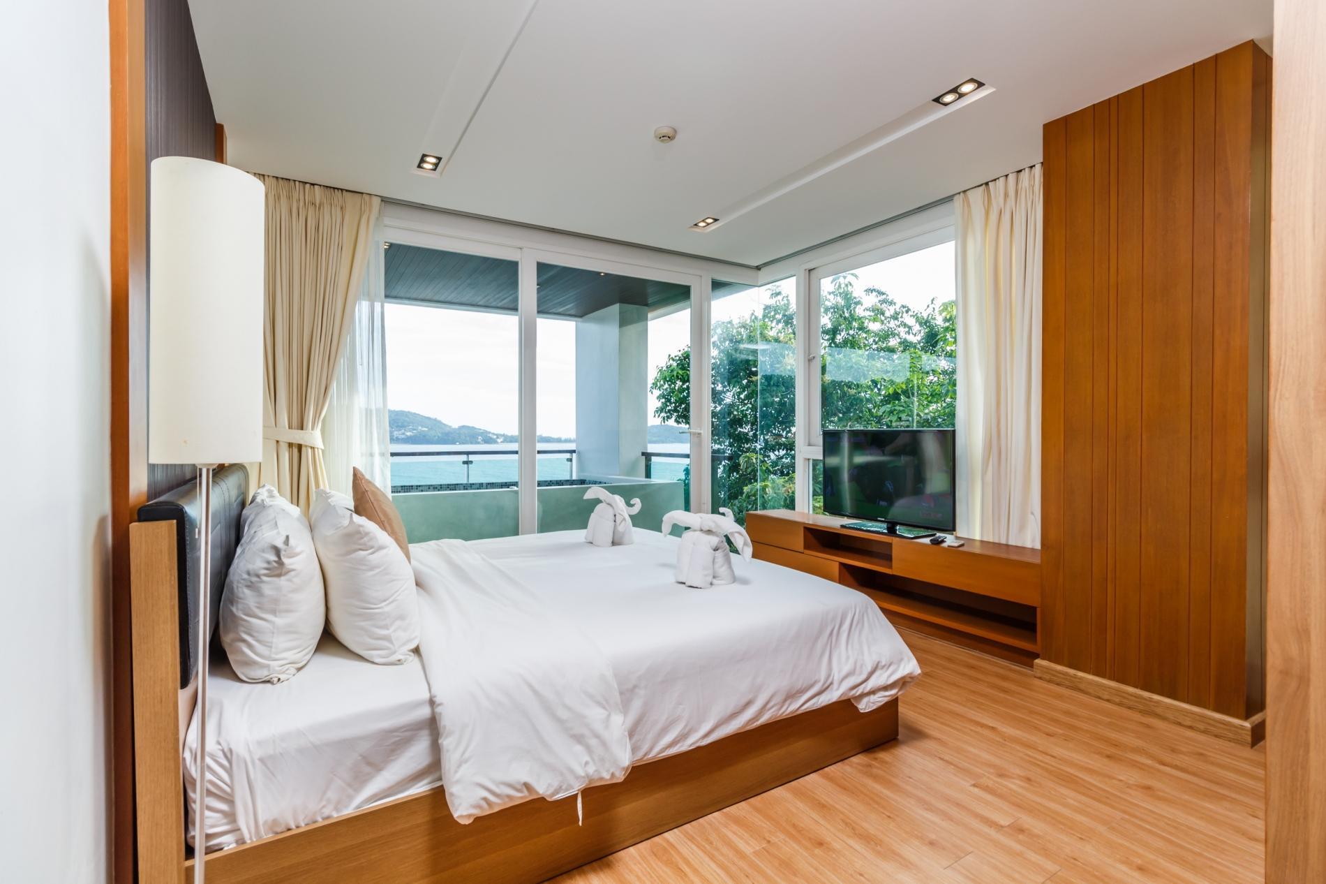 Apartment Privilege12 - Seaview 3 bedroom luxury apartment on Kalim bay photo 20319611