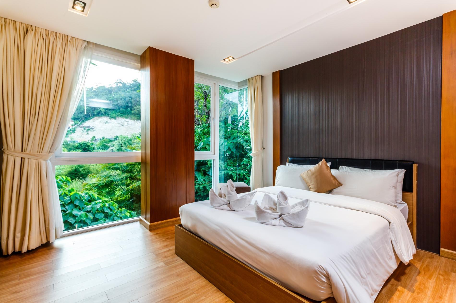 Apartment Privilege12 - Seaview 3 bedroom luxury apartment on Kalim bay photo 20257828
