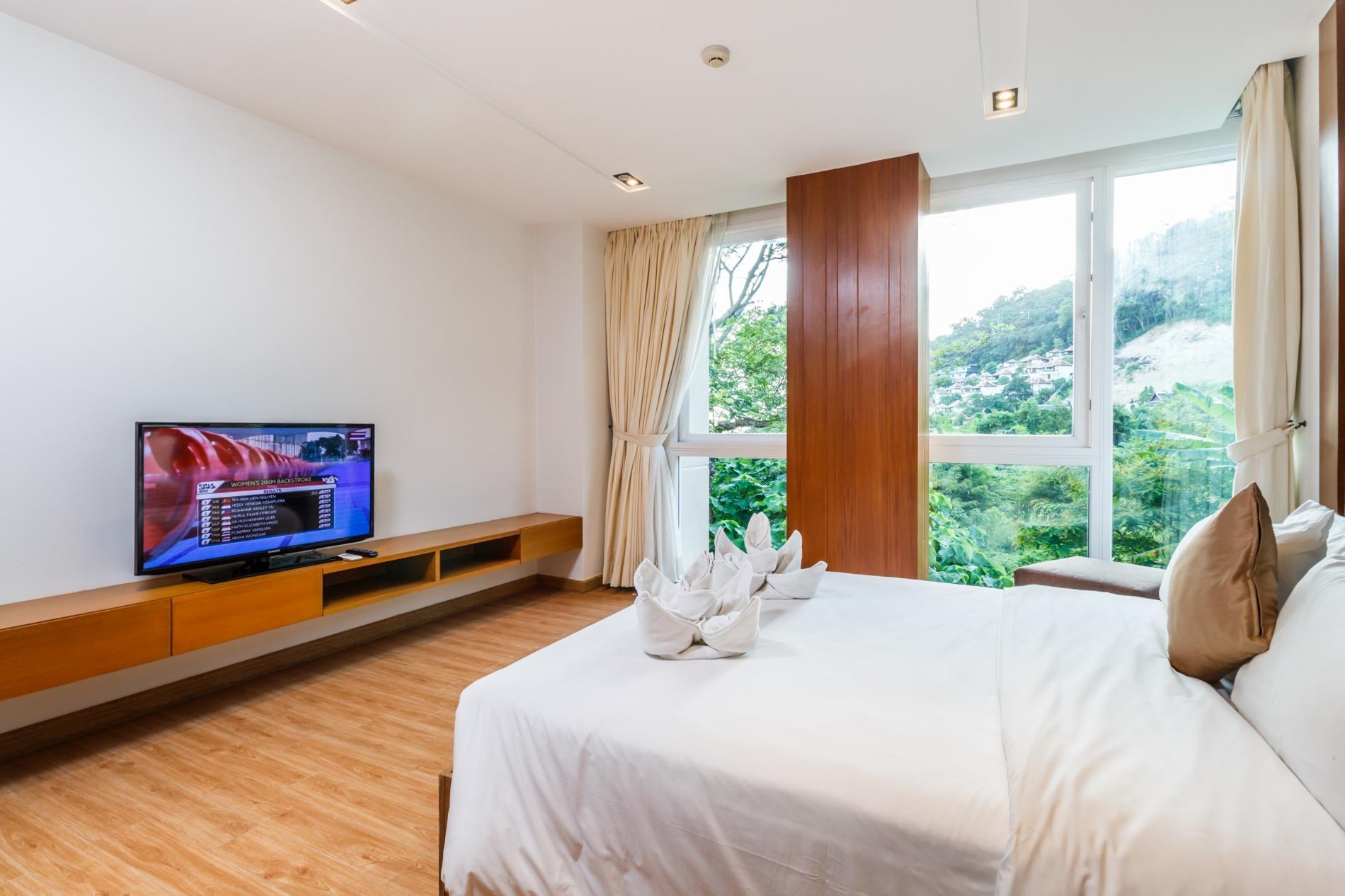 Apartment Privilege12 - Seaview 3 bedroom luxury apartment on Kalim bay photo 20384363