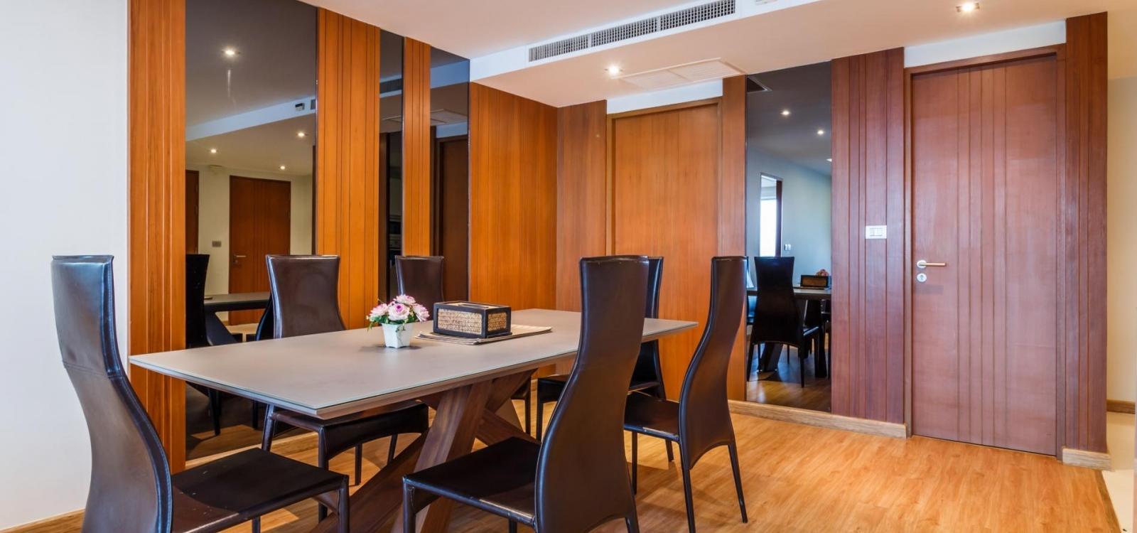 Privilege12 - Seaview 3 bedroom luxury apartment on Kalim bay