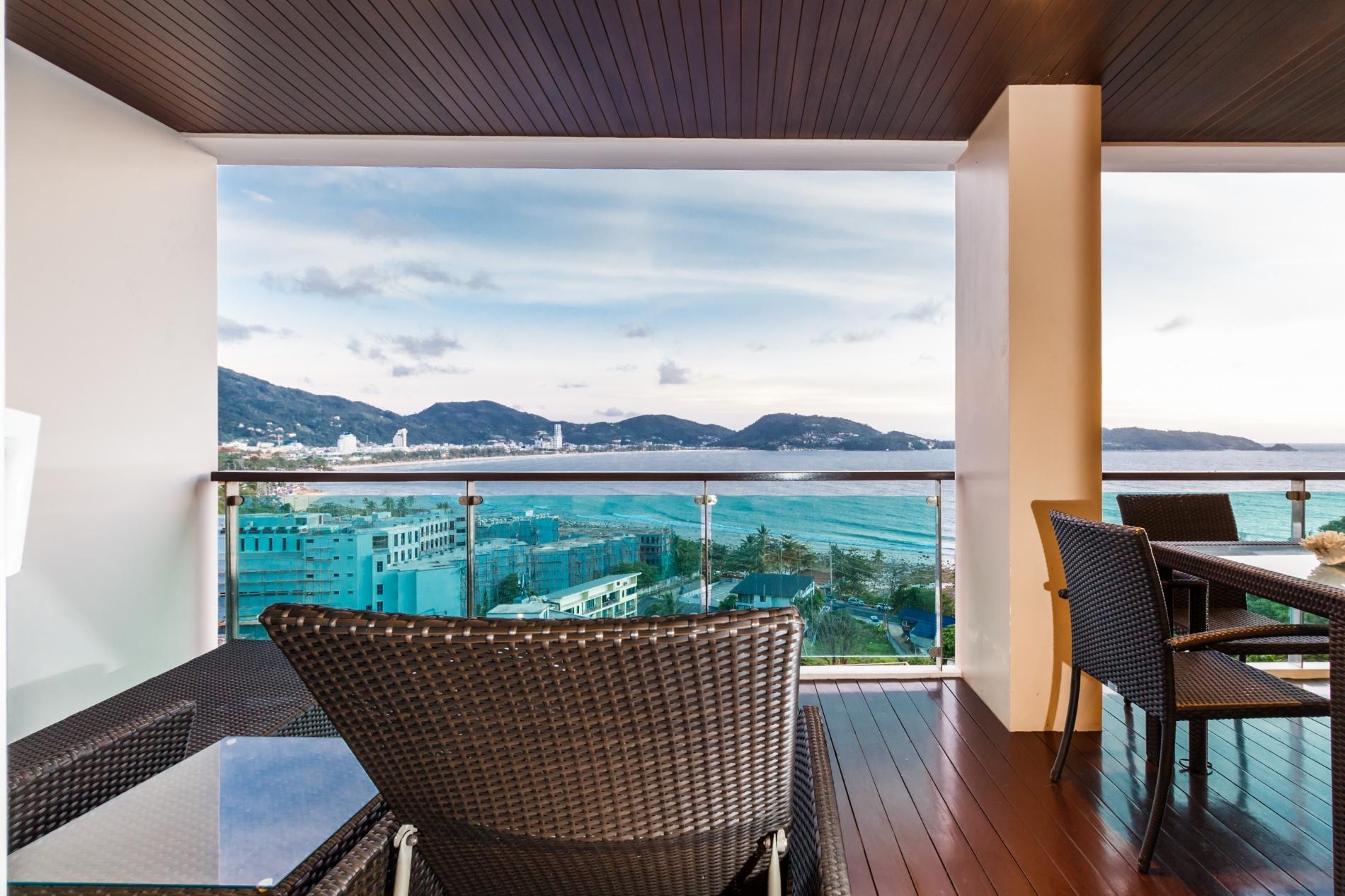 Apartment Privilege12 - Seaview 3 bedroom luxury apartment on Kalim bay photo 16515858
