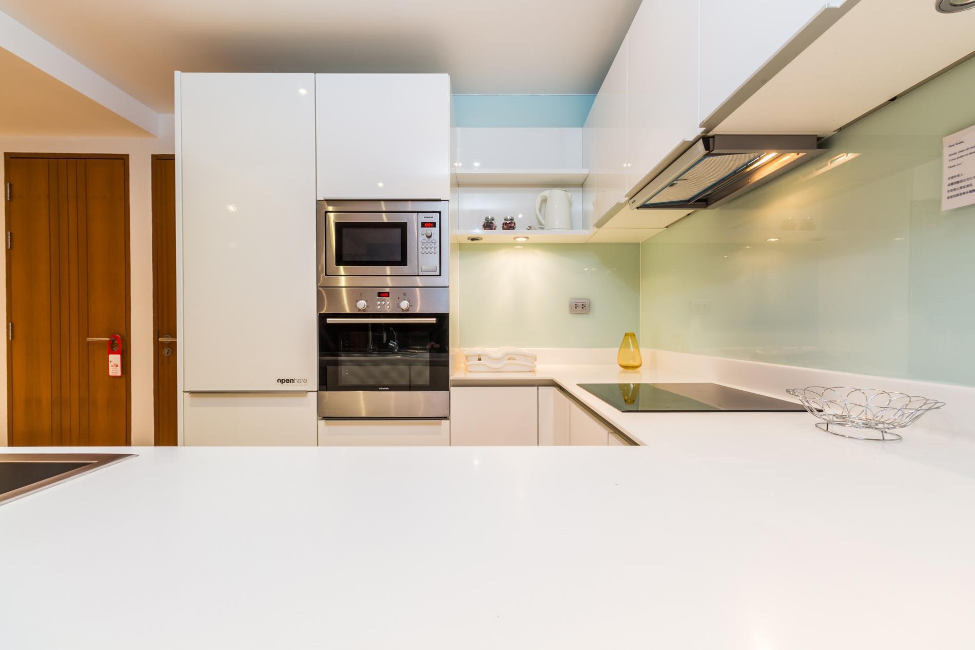Apartment Privilege12 - Seaview 3 bedroom luxury apartment on Kalim bay photo 20176144