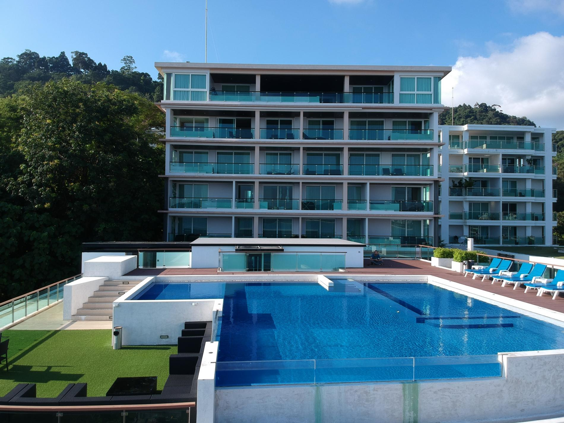 Apartment Privilege12 - Seaview 3 bedroom luxury apartment on Kalim bay photo 18443754