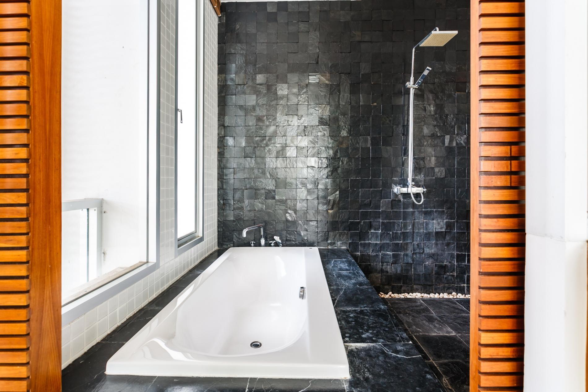 Apartment The Quarter 301 - Luxury Surin 3 bedroom apartment private pool photo 20401872