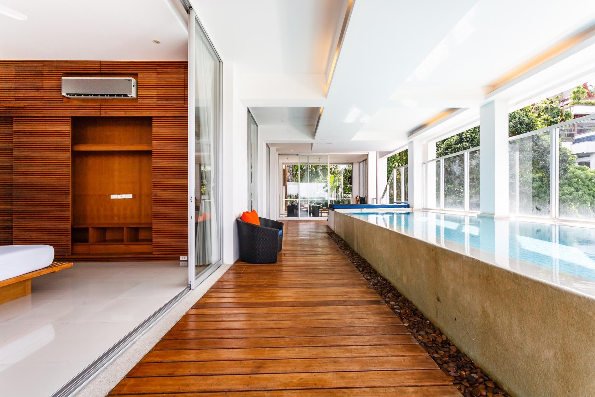 Apartment The Quarter 301 - Luxury Surin 3 bedroom apartment private pool photo 20318472