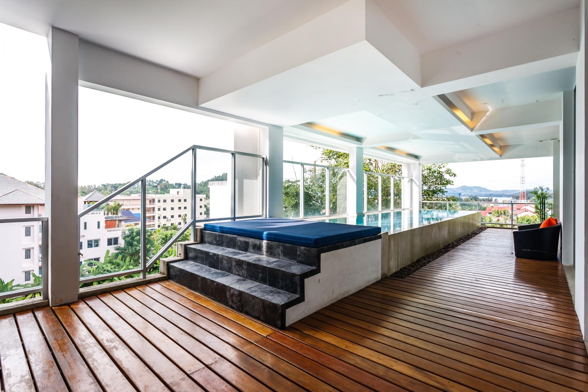 Apartment The Quarter 301 - Luxury Surin 3 bedroom apartment private pool photo 20318466