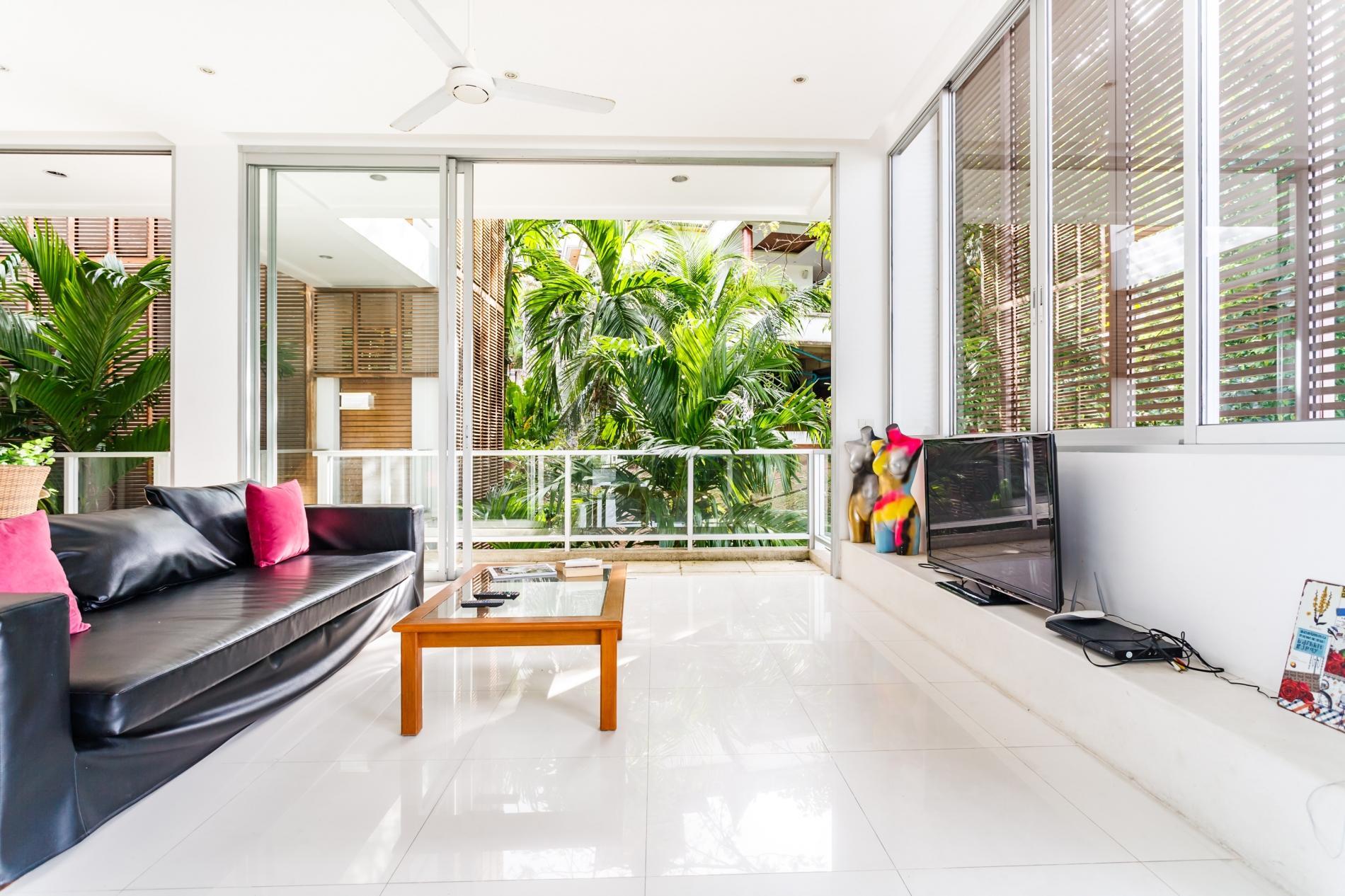 Apartment The Quarter 301 - Luxury Surin 3 bedroom apartment private pool photo 20339838