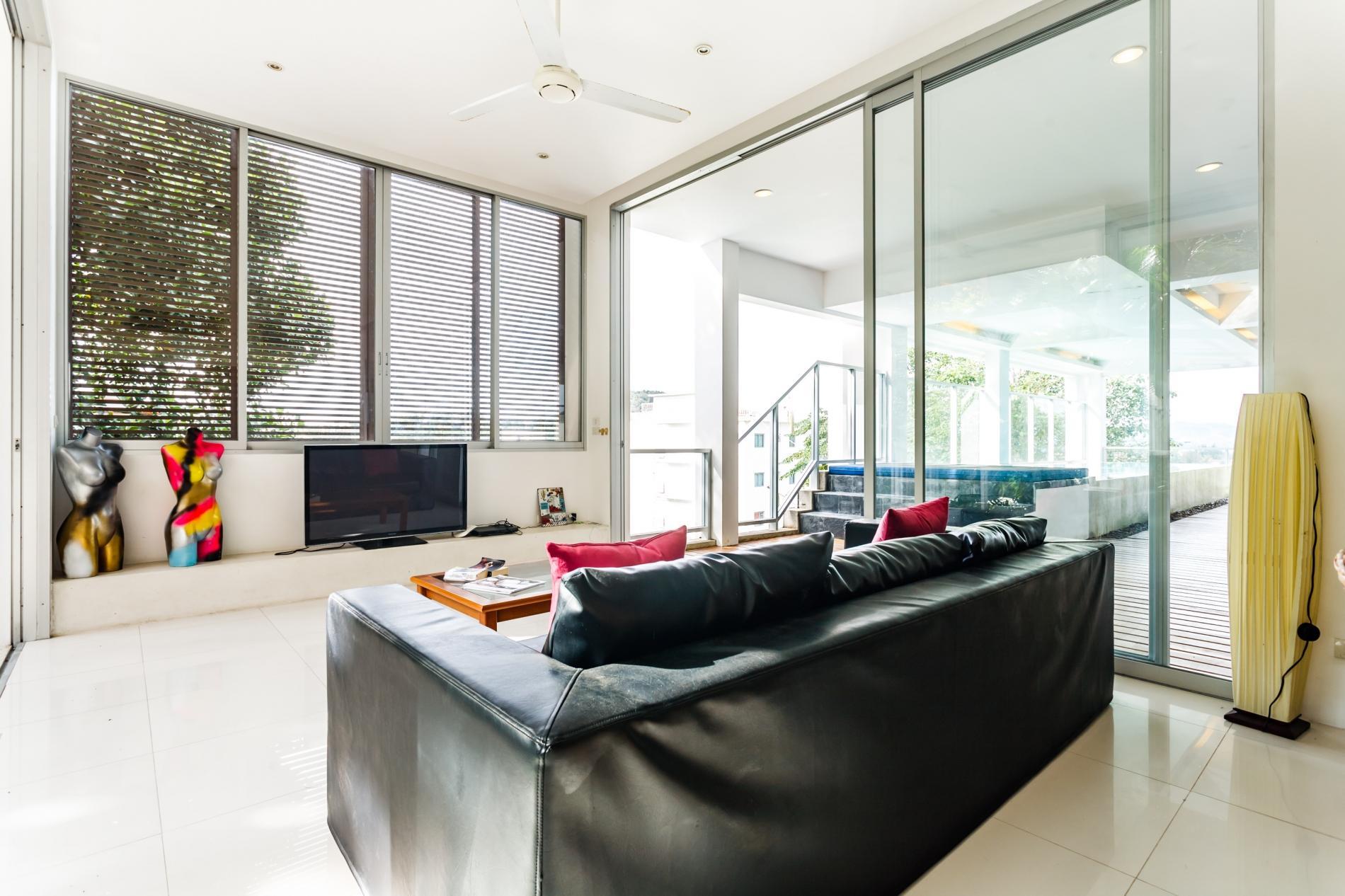 Apartment The Quarter 301 - Luxury Surin 3 bedroom apartment private pool photo 20401864