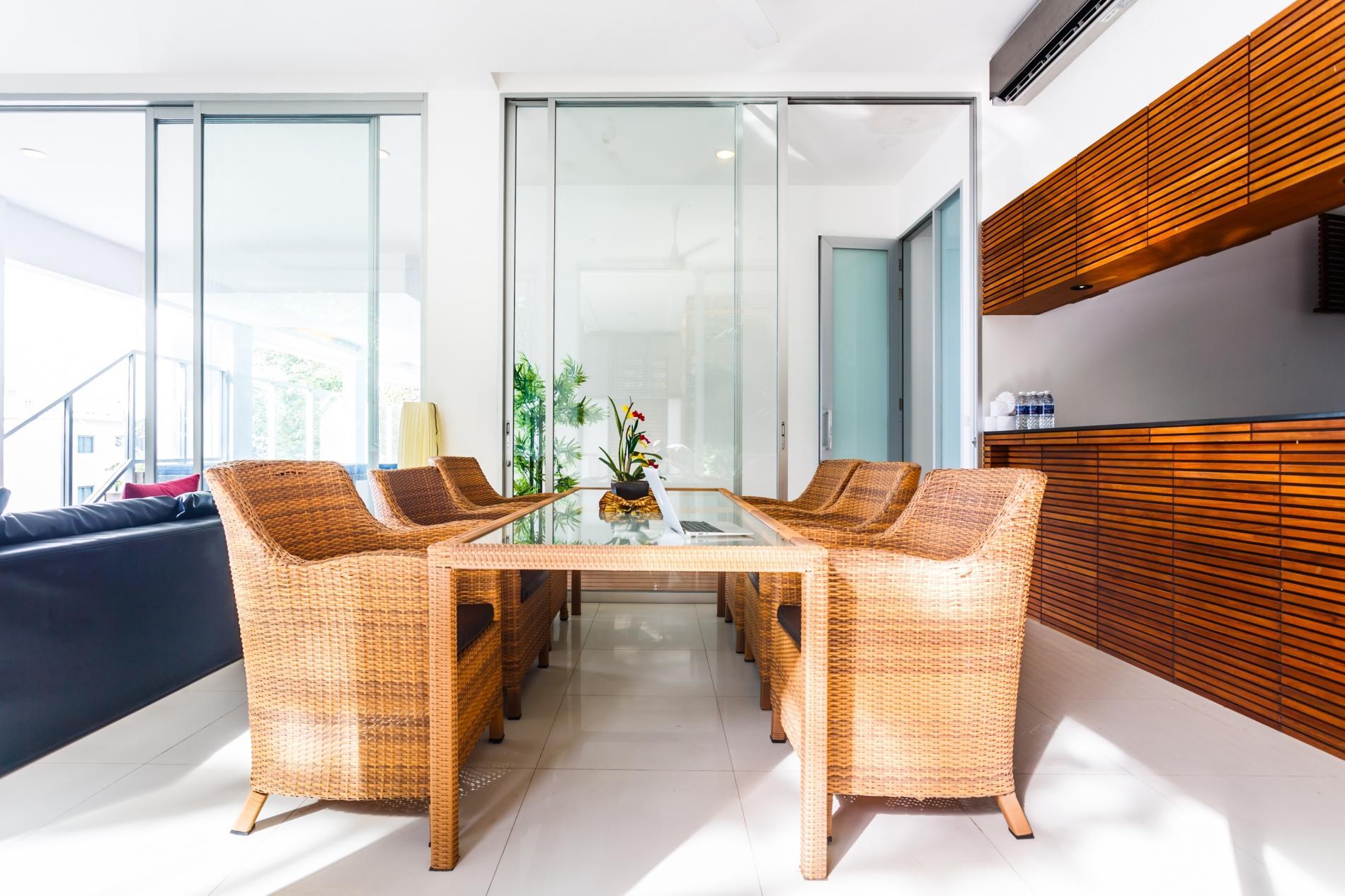 Apartment The Quarter 301 - Luxury Surin 3 bedroom apartment private pool photo 20401878