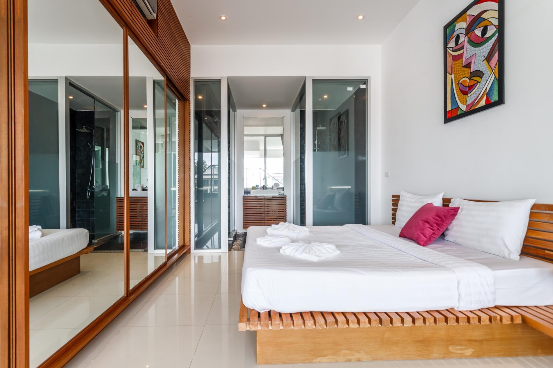 Apartment The Quarter 301 - Luxury Surin 3 bedroom apartment private pool photo 20328282