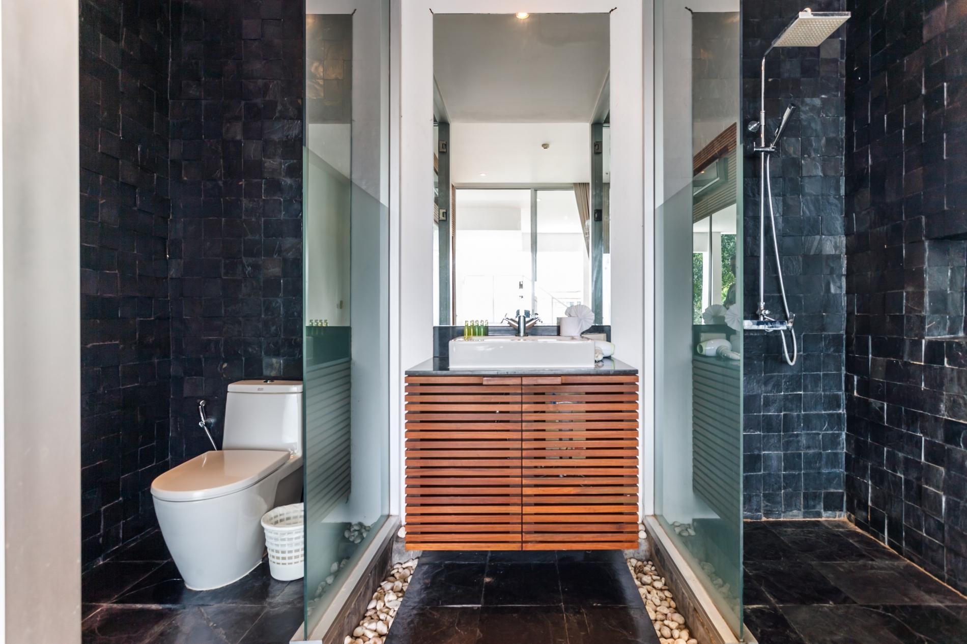 Apartment The Quarter 301 - Luxury Surin 3 bedroom apartment private pool photo 20255006