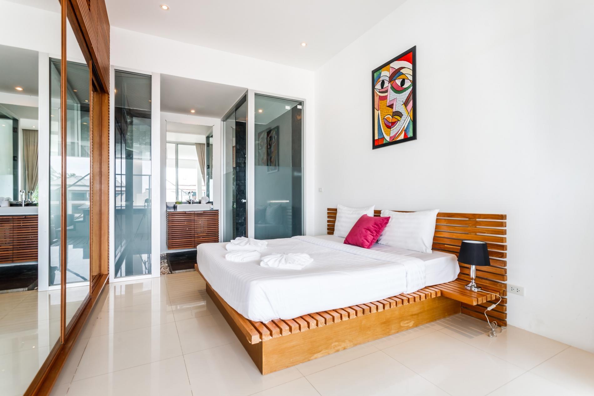 Apartment The Quarter 301 - Luxury Surin 3 bedroom apartment private pool photo 20255004