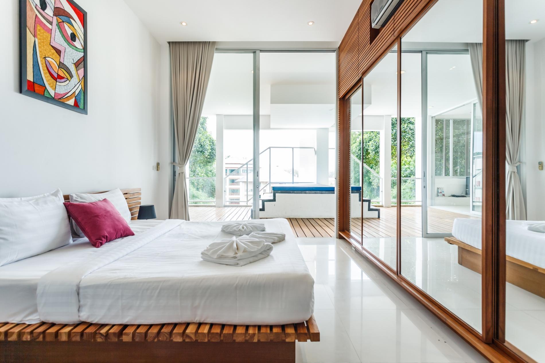 Apartment The Quarter 301 - Luxury Surin 3 bedroom apartment private pool photo 20176526