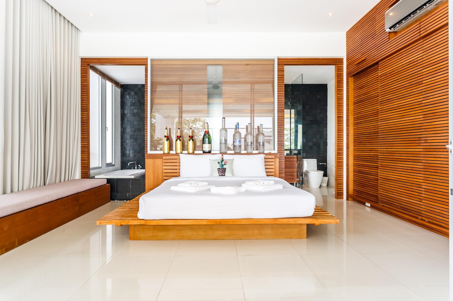 Apartment The Quarter 301 - Luxury Surin 3 bedroom apartment private pool photo 20318464
