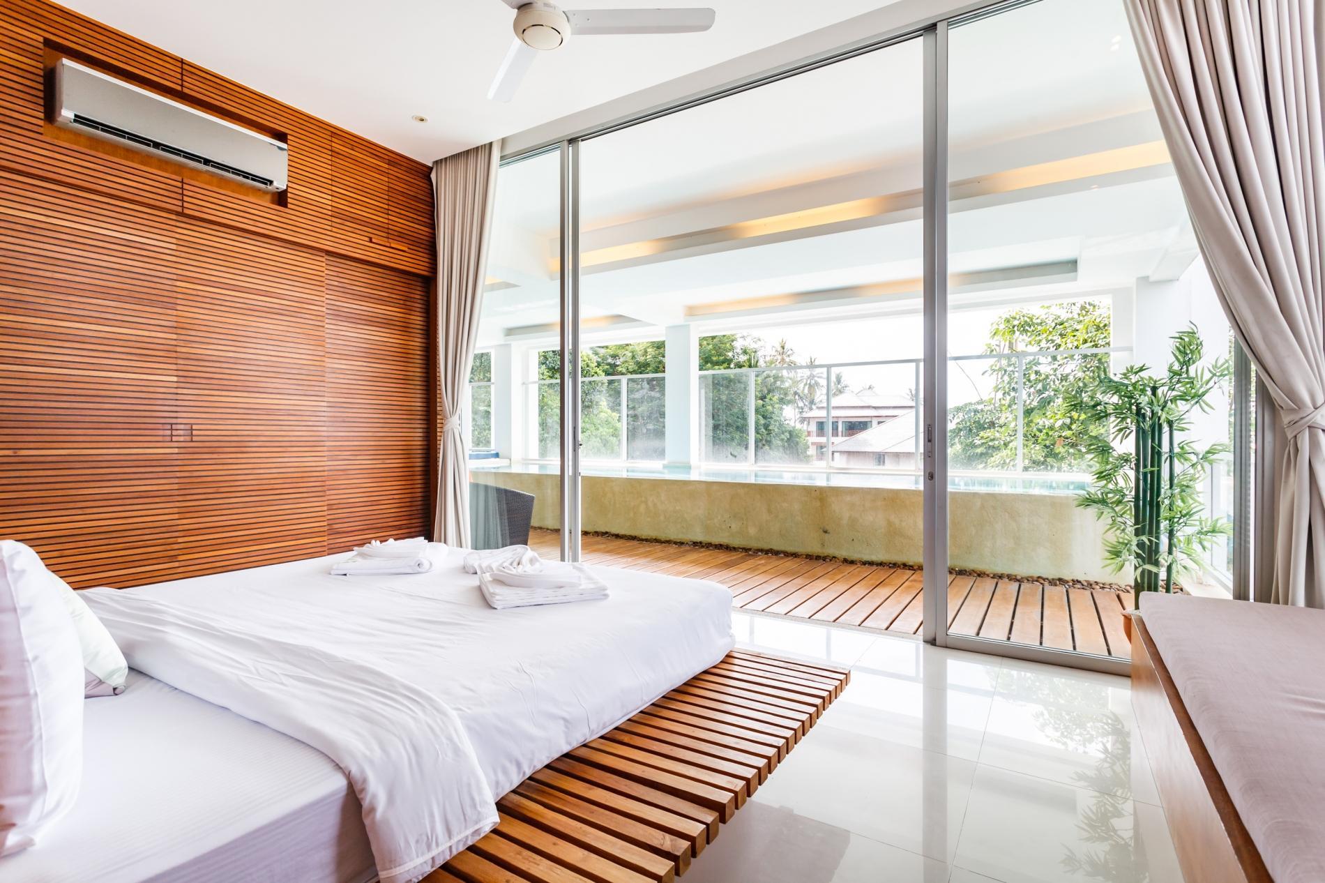 Apartment The Quarter 301 - Luxury Surin 3 bedroom apartment private pool photo 20176520