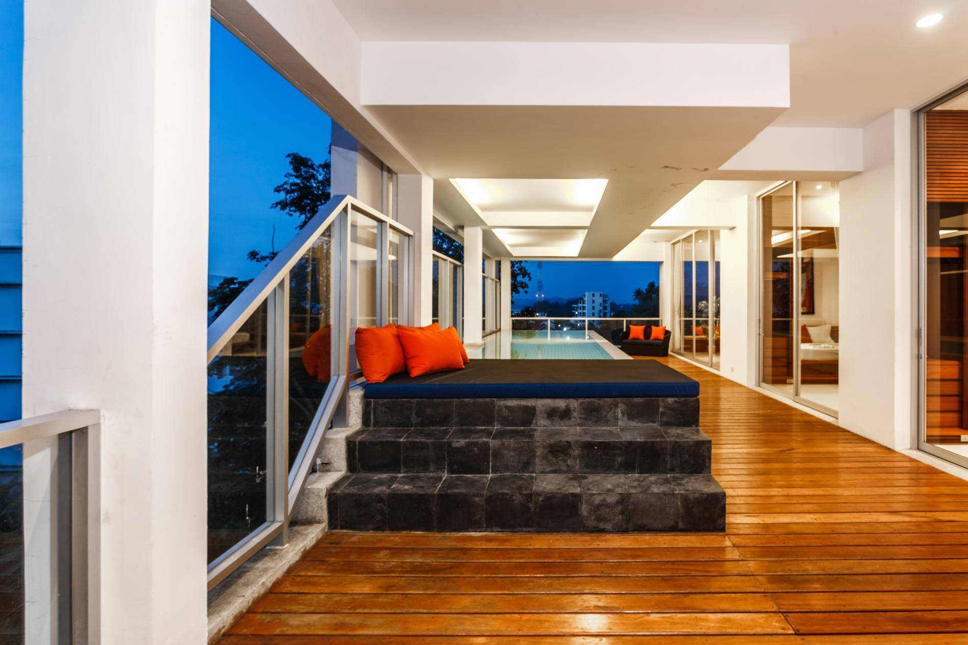 Apartment The Quarter 301 - Luxury Surin 3 bedroom apartment private pool photo 20401862