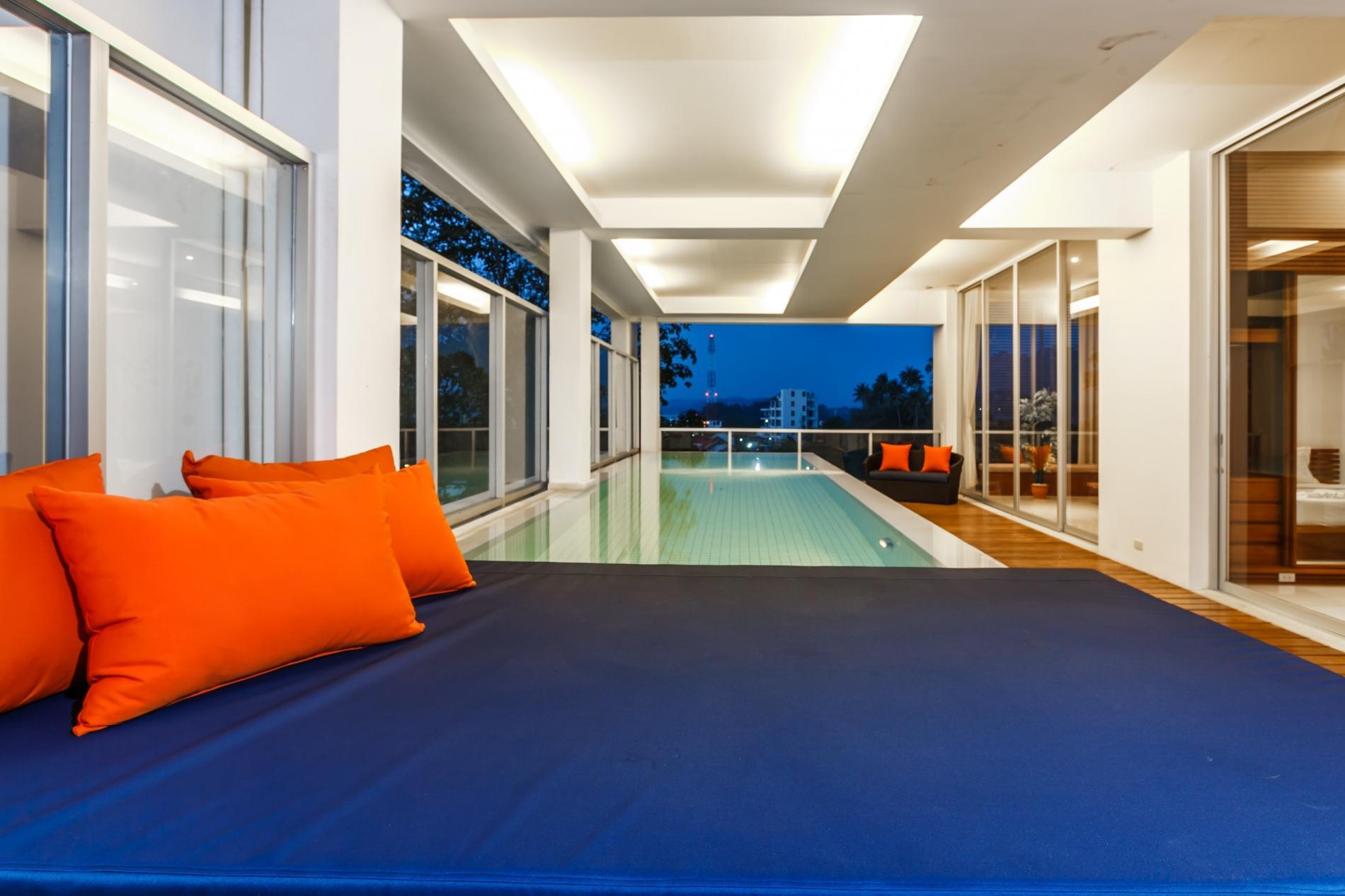 The Quarter 301 - Luxury Surin 3 bedroom apartment private pool photo 20401858