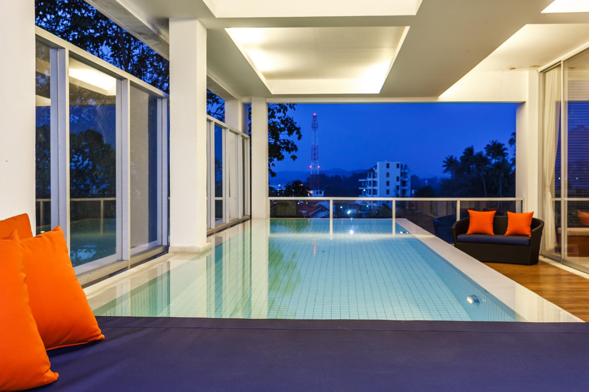 Apartment The Quarter 301 - Luxury Surin 3 bedroom apartment private pool photo 20339840