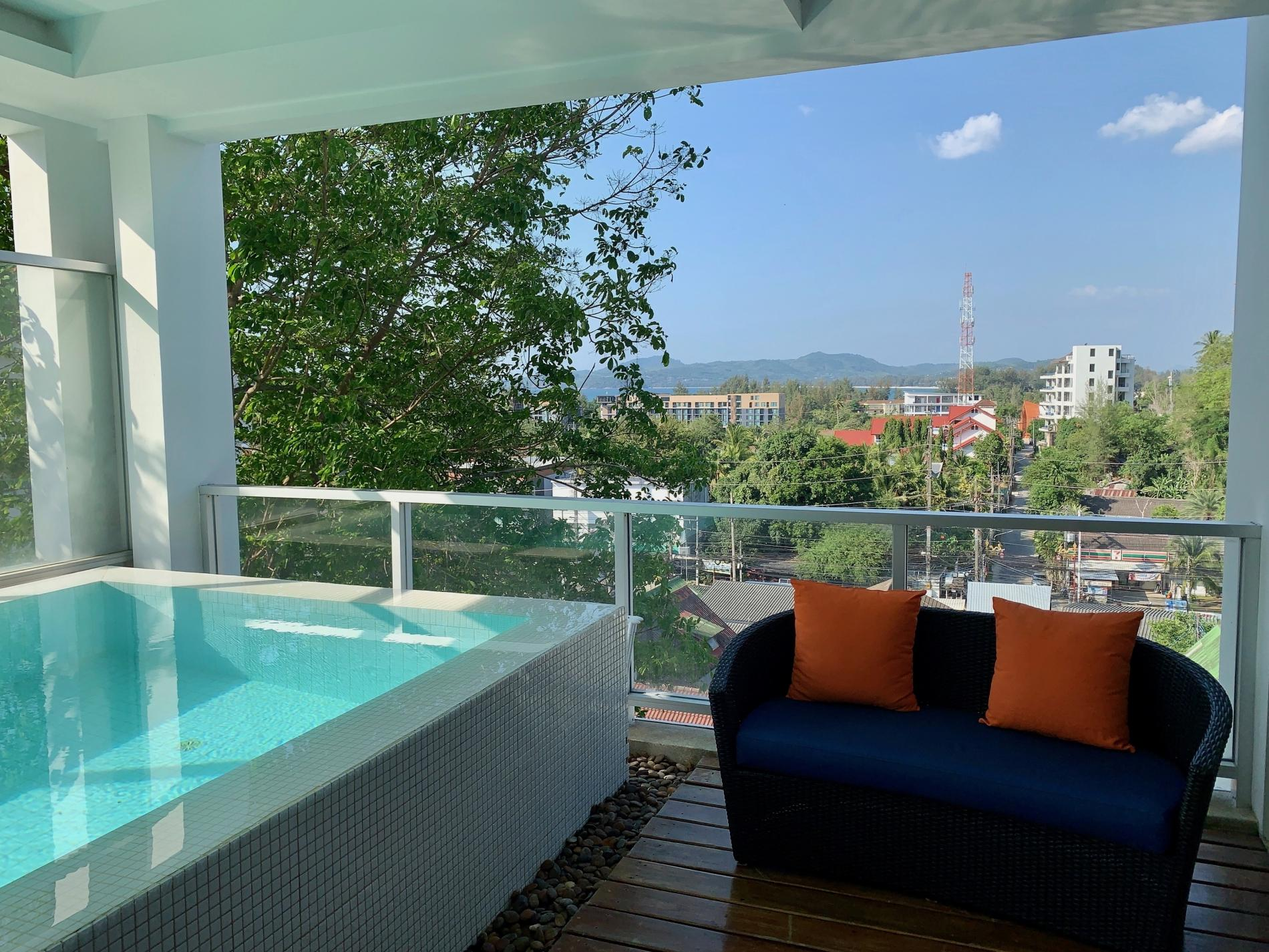 Apartment The Quarter 301 - Luxury Surin 3 bedroom apartment private pool photo 26108704
