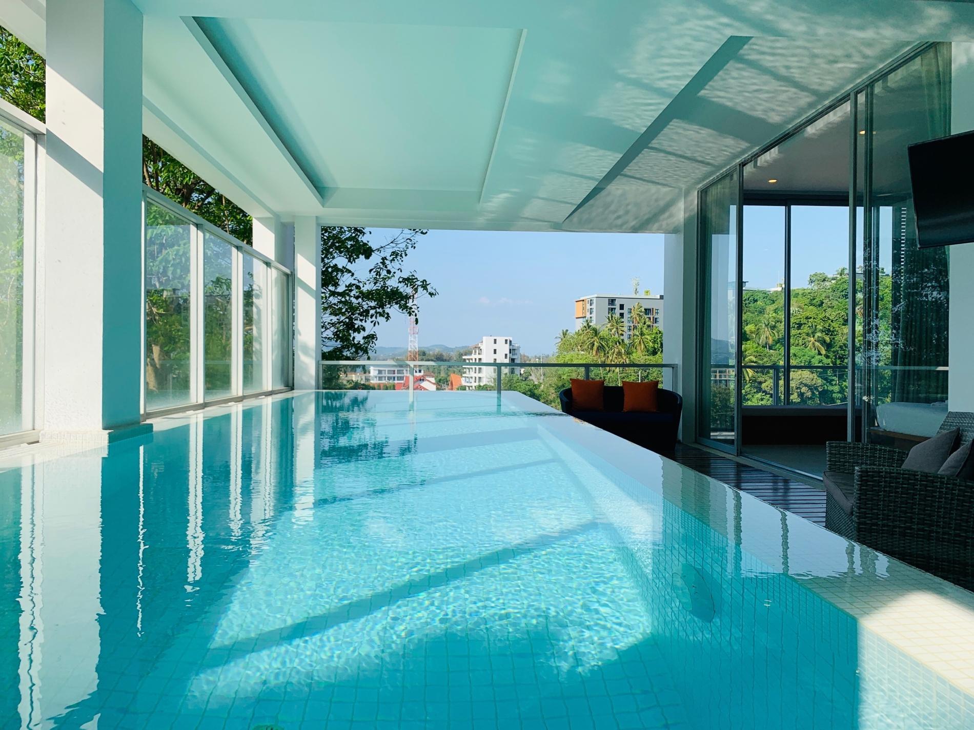 Apartment The Quarter 301 - Luxury Surin 3 bedroom apartment private pool photo 26108702