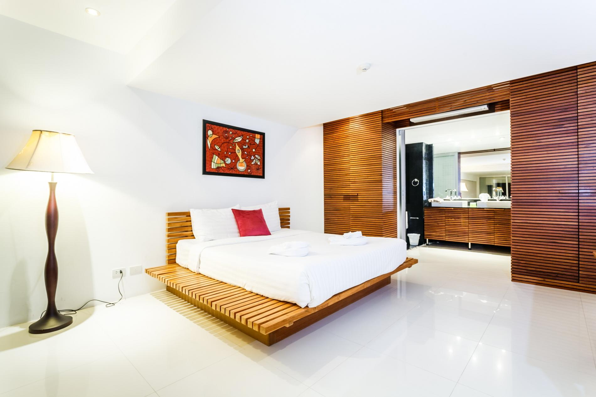 Apartment The Quarter 408 - Seaview Duplex in Surin with patio and shared pool photo 16835768