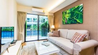 The Title Resort F101A - Direct pool access 2 bedroom apartment