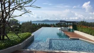 6Av 706 - Surin beach condo with rooftop pool and gym