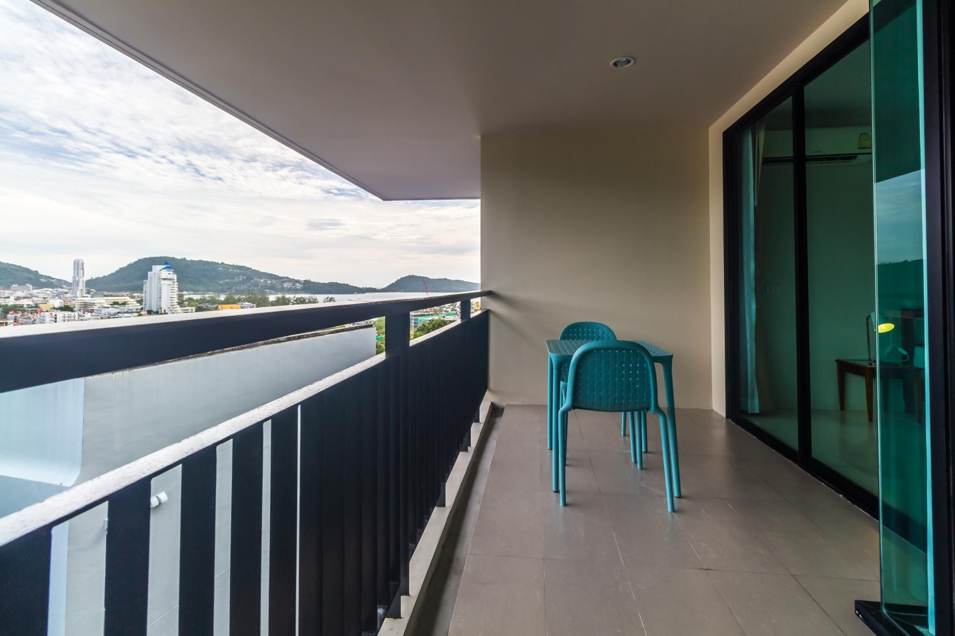 Apartment U606 - Convenient Patong apartment for 3 people with pool and gym  photo 19373979