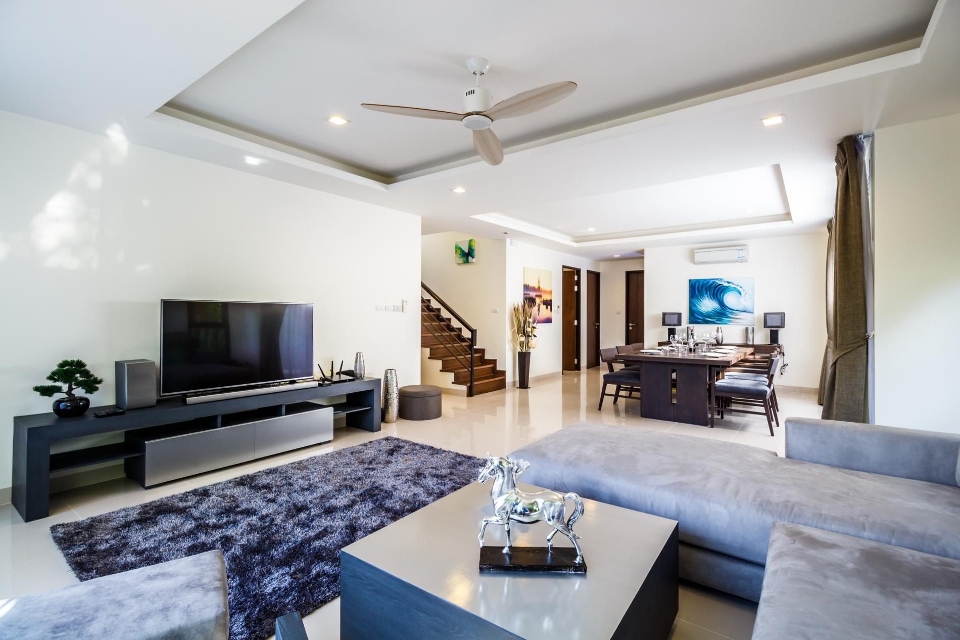 LP101 - Private rooftop pool villa in Laguna for 9 people, near restaurants and shops photo 16516903