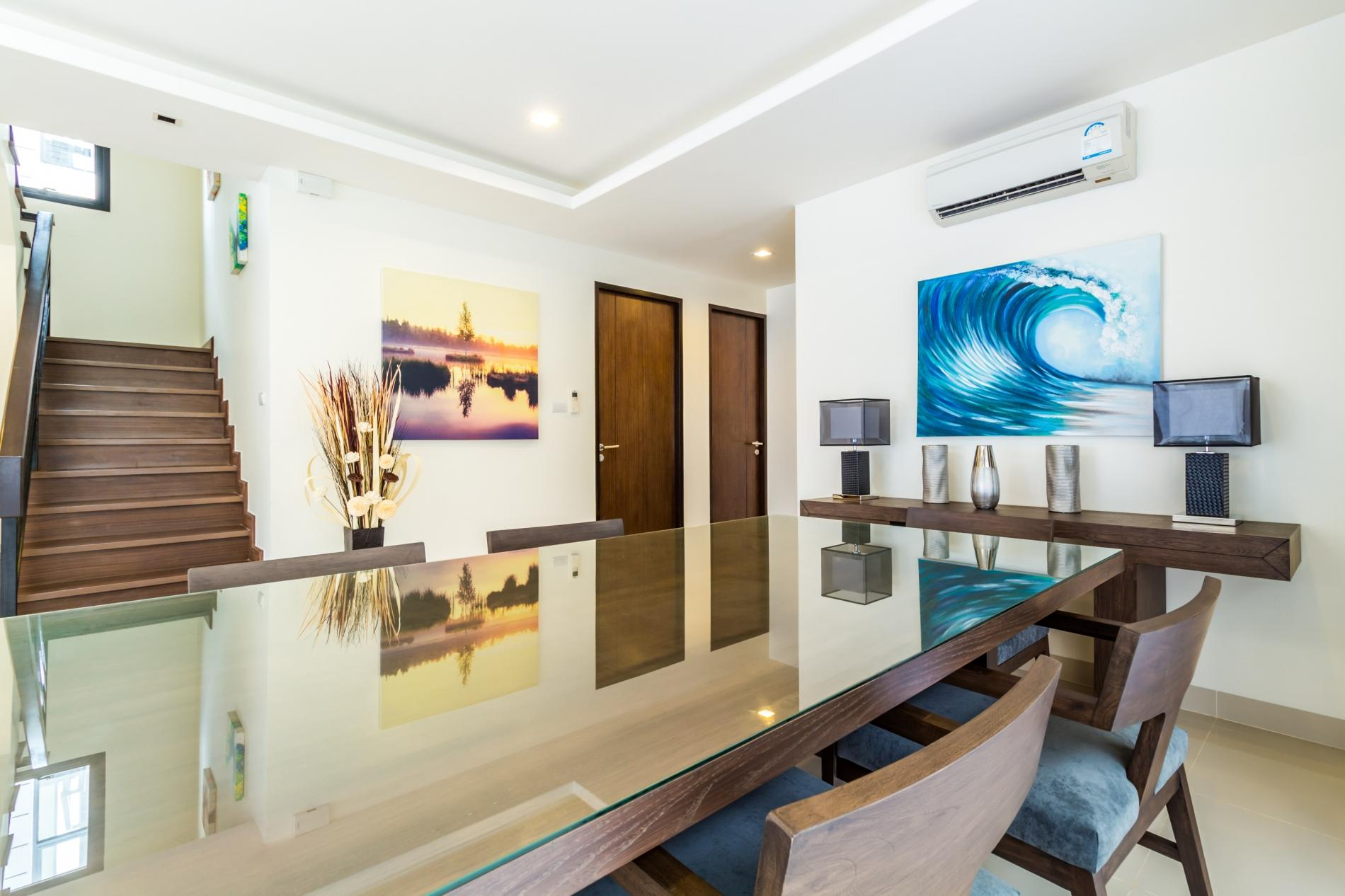 LP101 - Private rooftop pool villa in Laguna for 9 people, near restaurants and shops photo 16481071