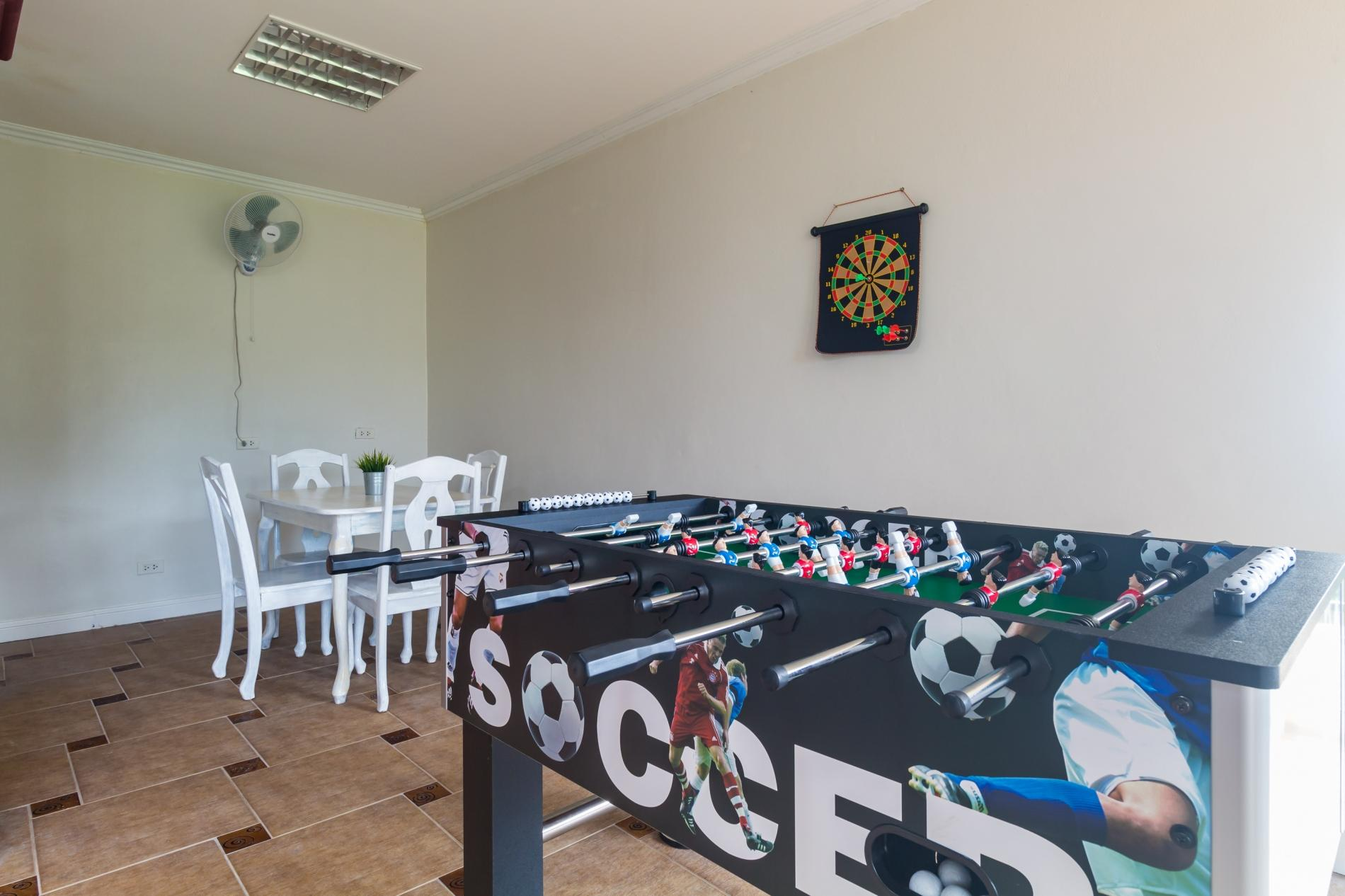 Apartment 50pee - Seaview pool villa in Patong  boxing bag  foosball table  darts and fun  photo 20318504