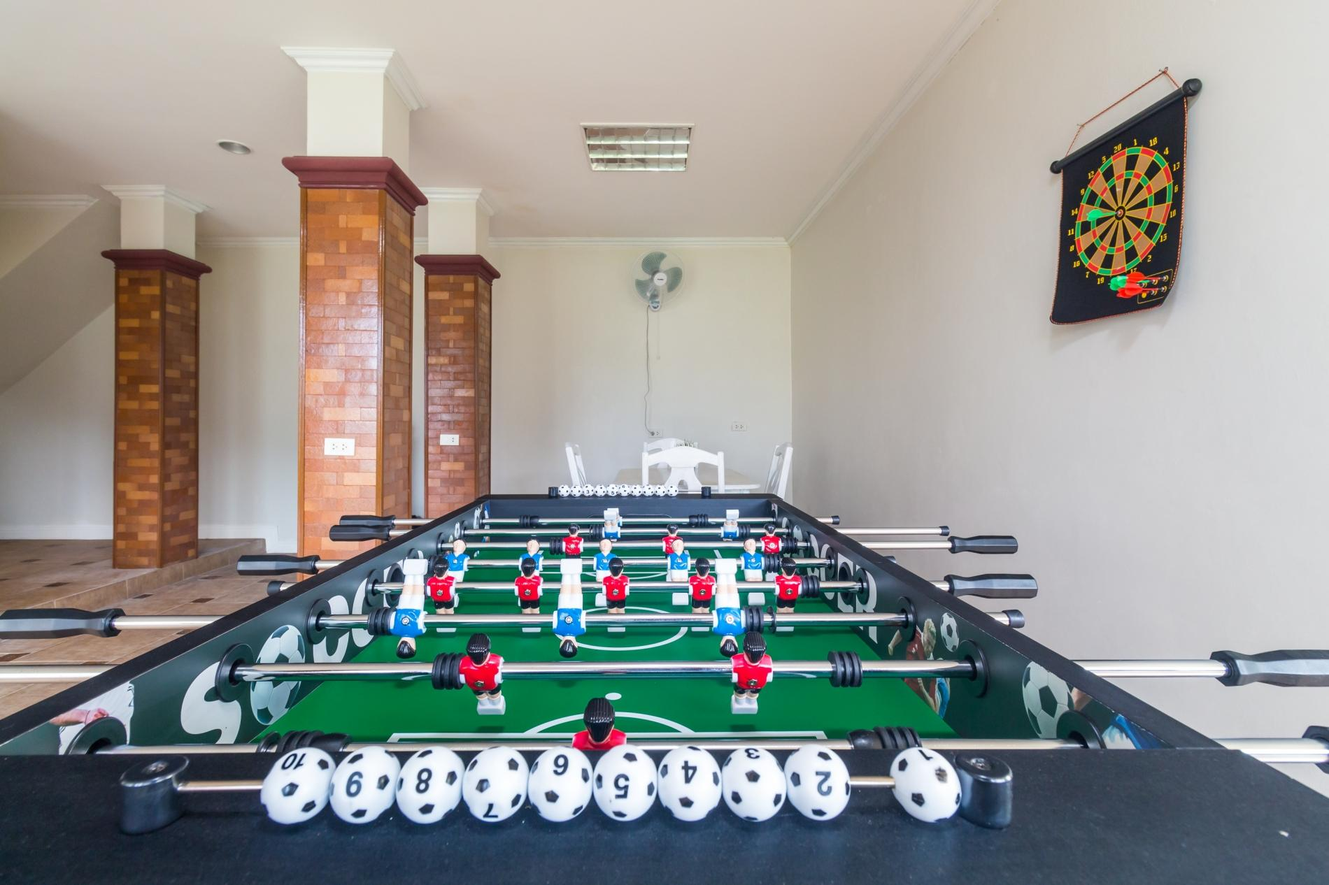 Apartment 50pee - Seaview pool villa in Patong  boxing bag  foosball table  darts and fun  photo 20318526