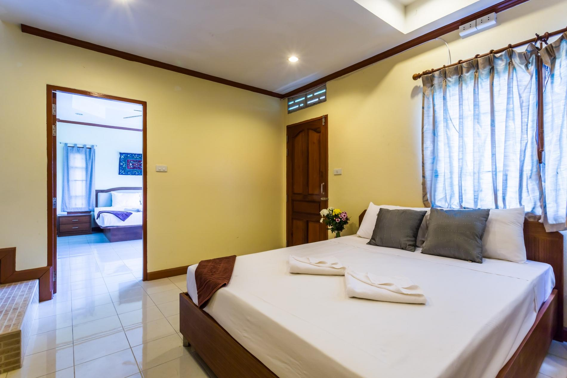 Apartment Vista Villa 1 - Seaview private pool villa in Patong for 9 people  photo 18444426
