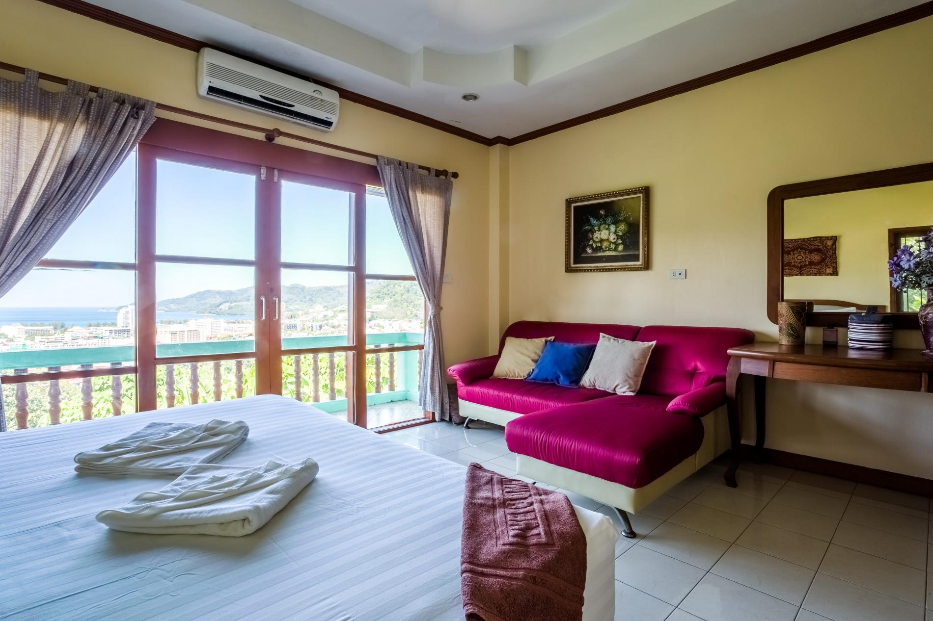 Apartment Vista Villa 1 - Seaview private pool villa in Patong for 9 people  photo 18467558