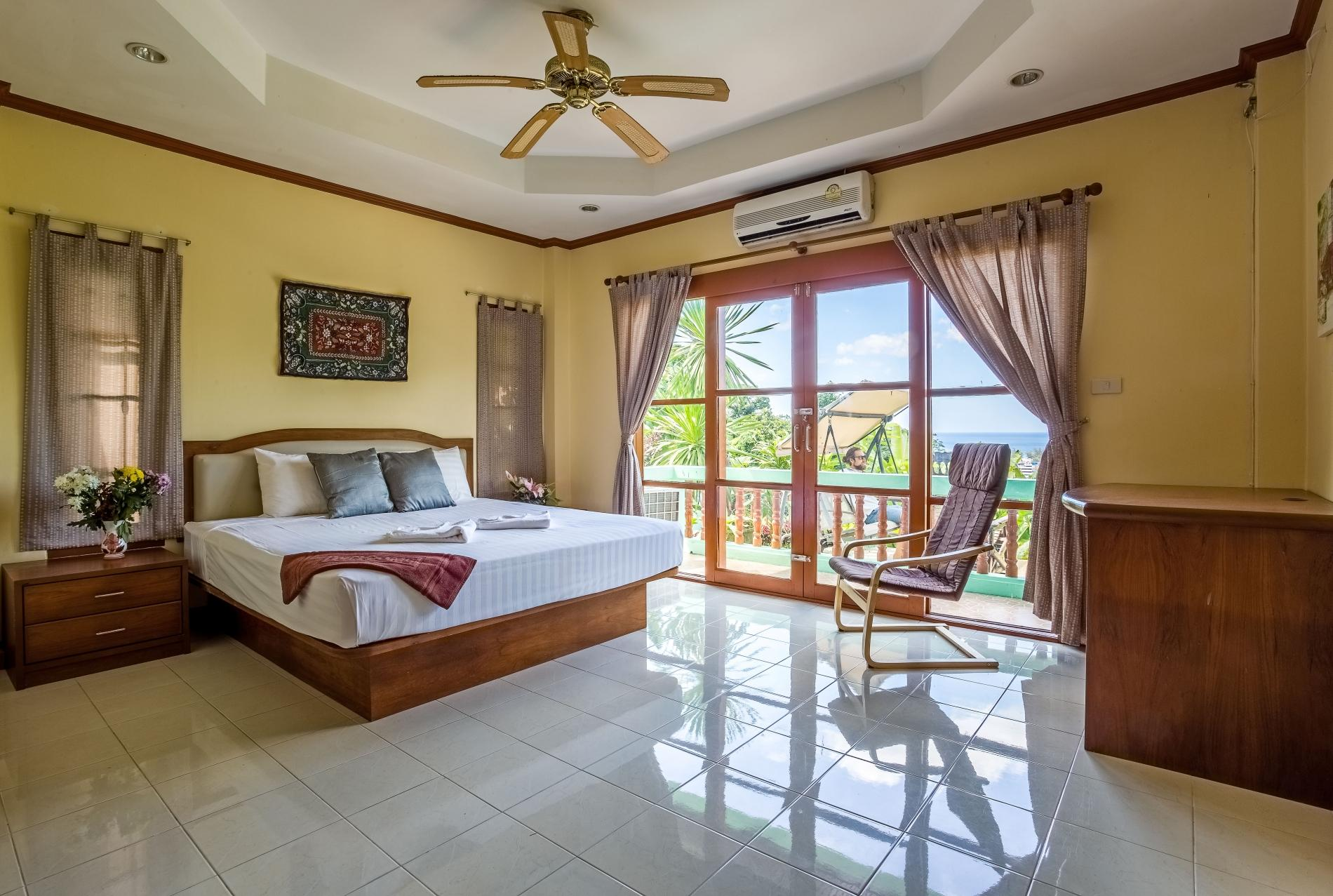 Apartment Vista Villa 1 - Seaview private pool villa in Patong for 9 people  photo 18363634
