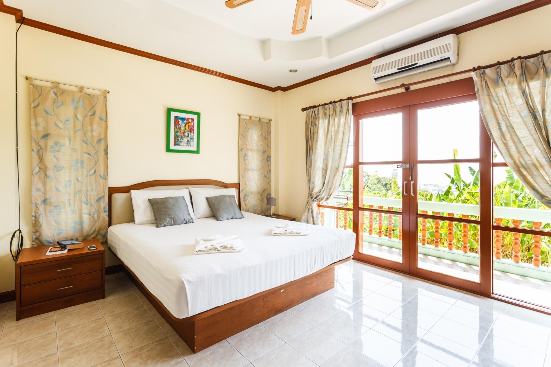 Vista Villa 2 - Sea view Patong house for 4 guests in quiet neighbourhood photo 19152996