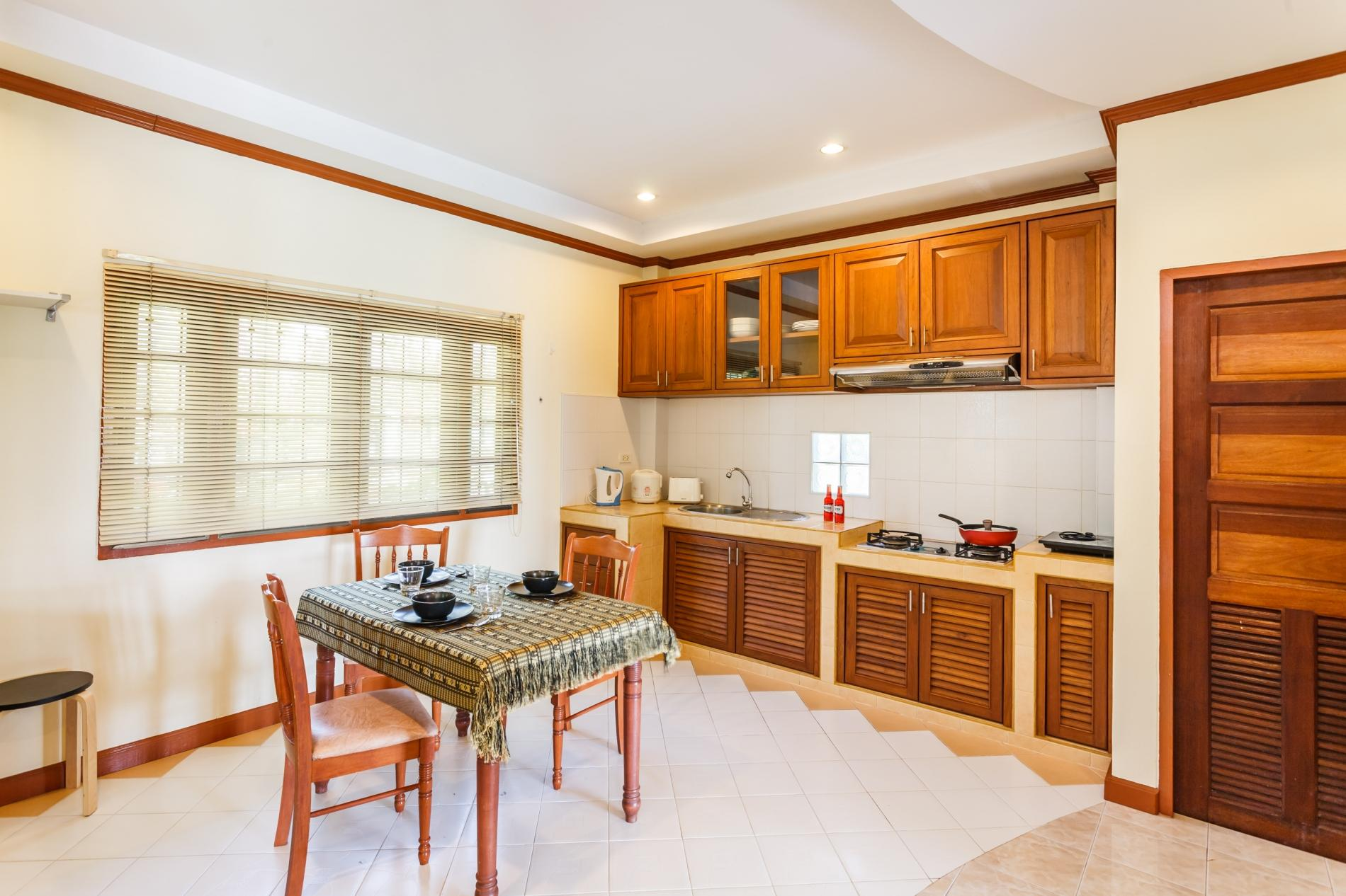 Vista Villa 2 - Sea view Patong house for 4 guests in quiet neighbourhood photo 13985553