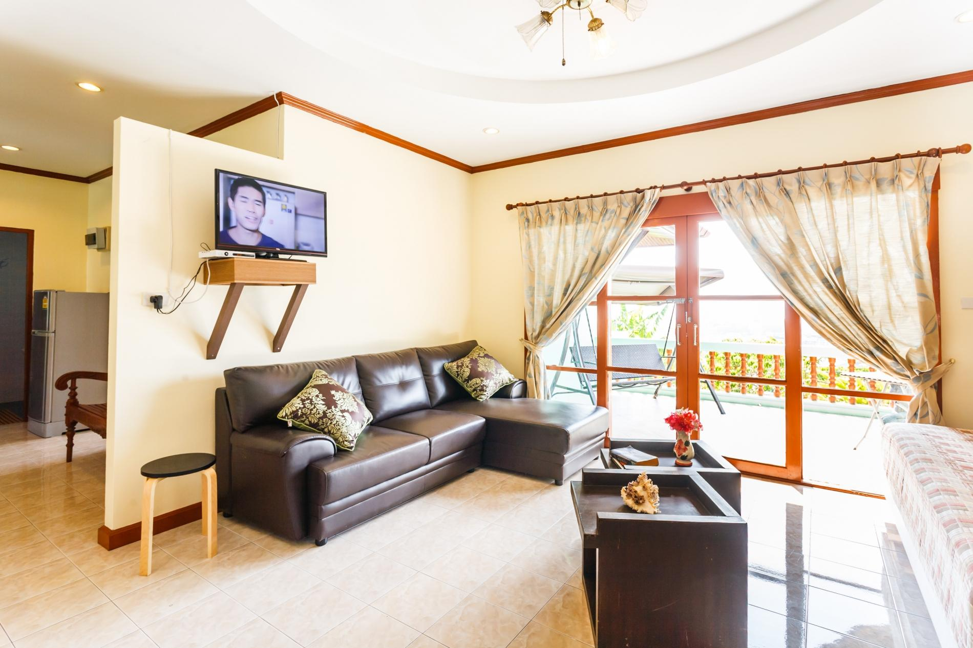 Apartment Vista Villa 2 - Sea view Patong house for 4 guests in quiet neighbourhood photo 18986808
