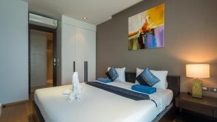 ET703 - Patong great condo for 4 people, open view, pool and gym