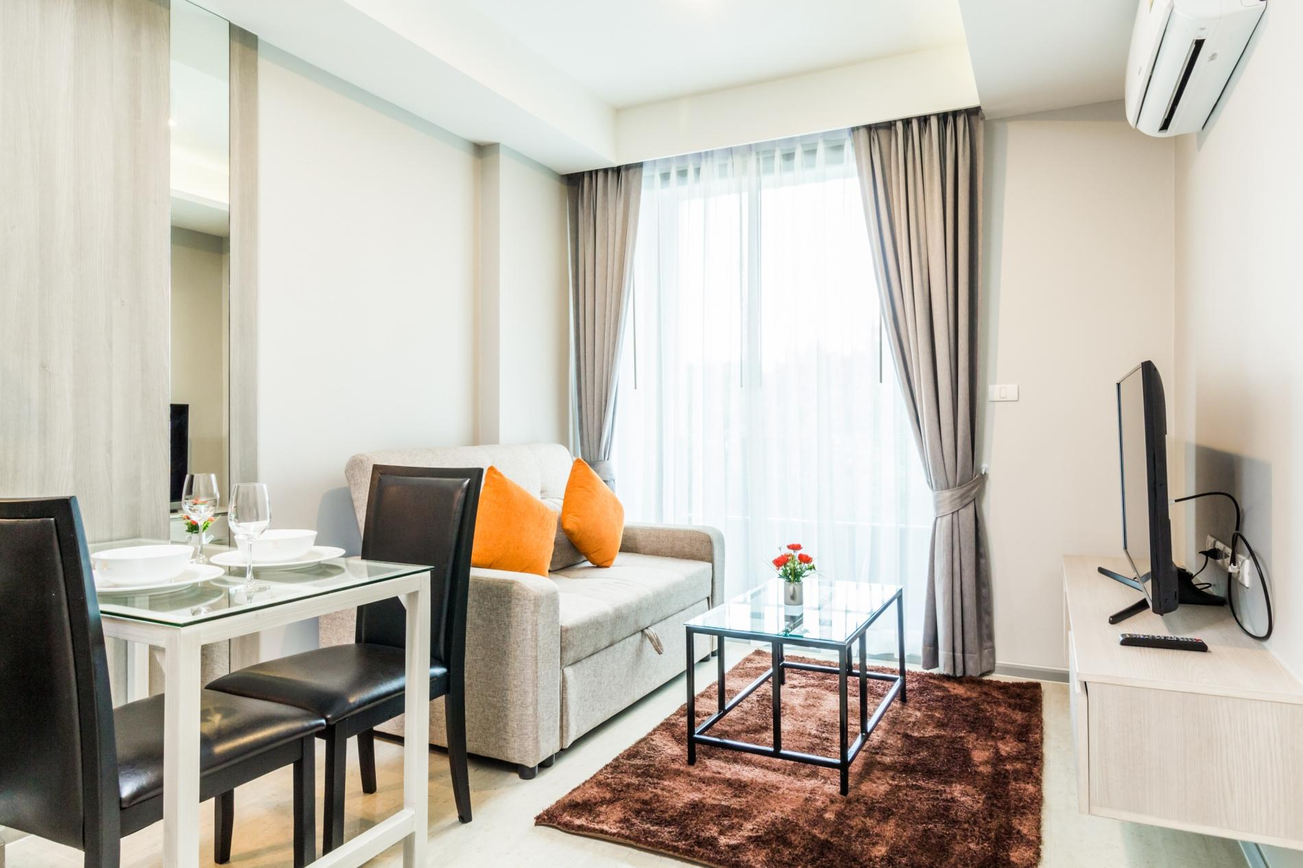 Apartment 6Av 707 - Convenient Surin beach condo with pool and gym photo 18770377