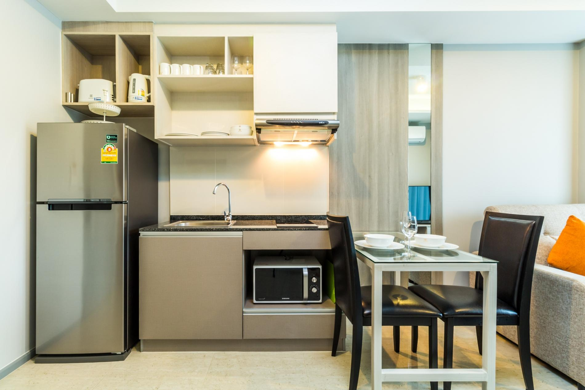 Apartment 6Av 707 - Convenient Surin beach condo with pool and gym photo 18670365