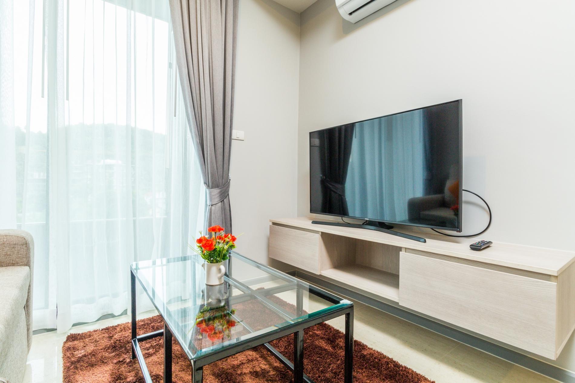 Apartment 6Av 707 - Convenient Surin beach condo with pool and gym photo 18268428