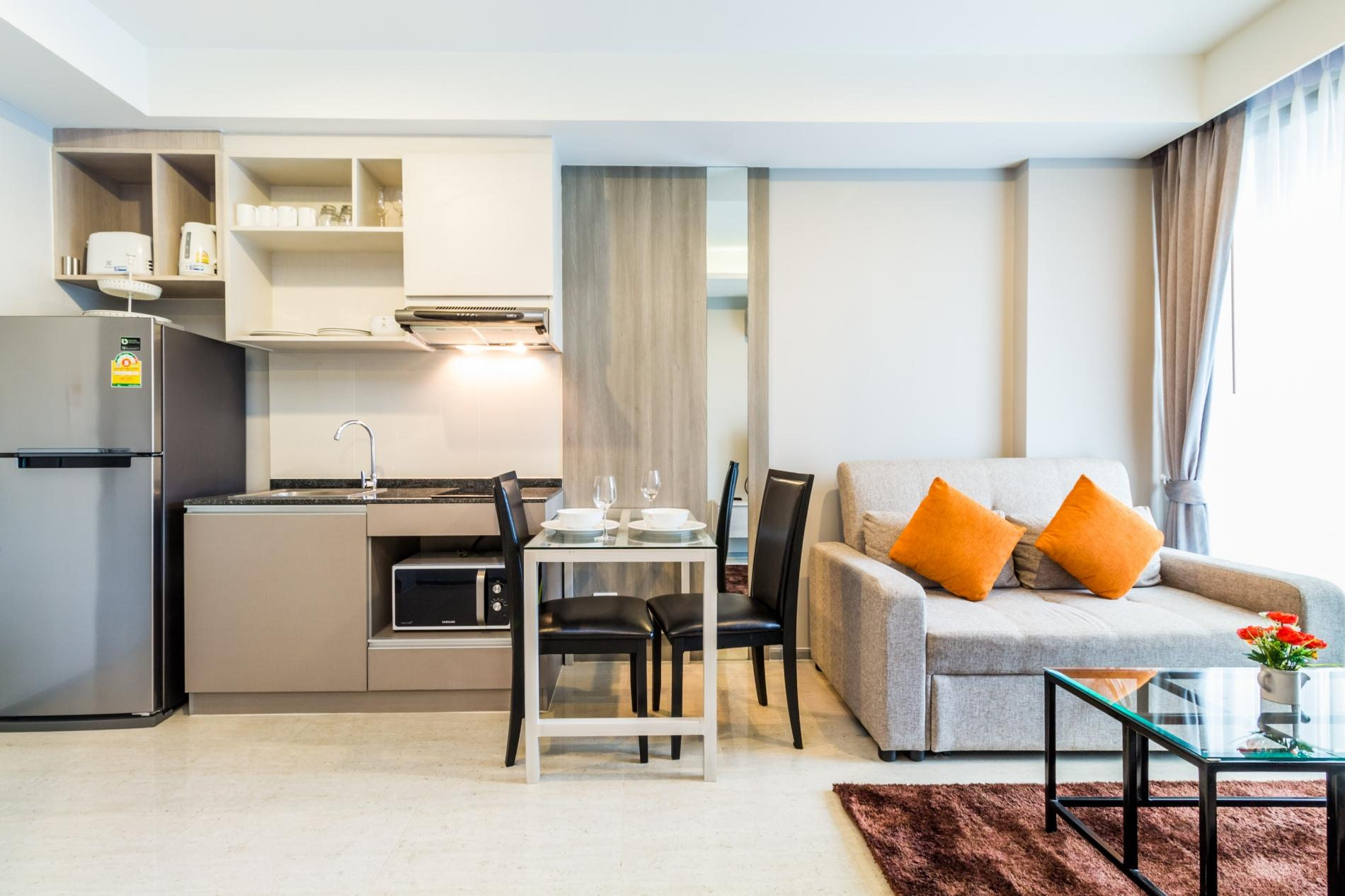 Apartment 6Av 707 - Convenient Surin beach condo with pool and gym photo 18544442