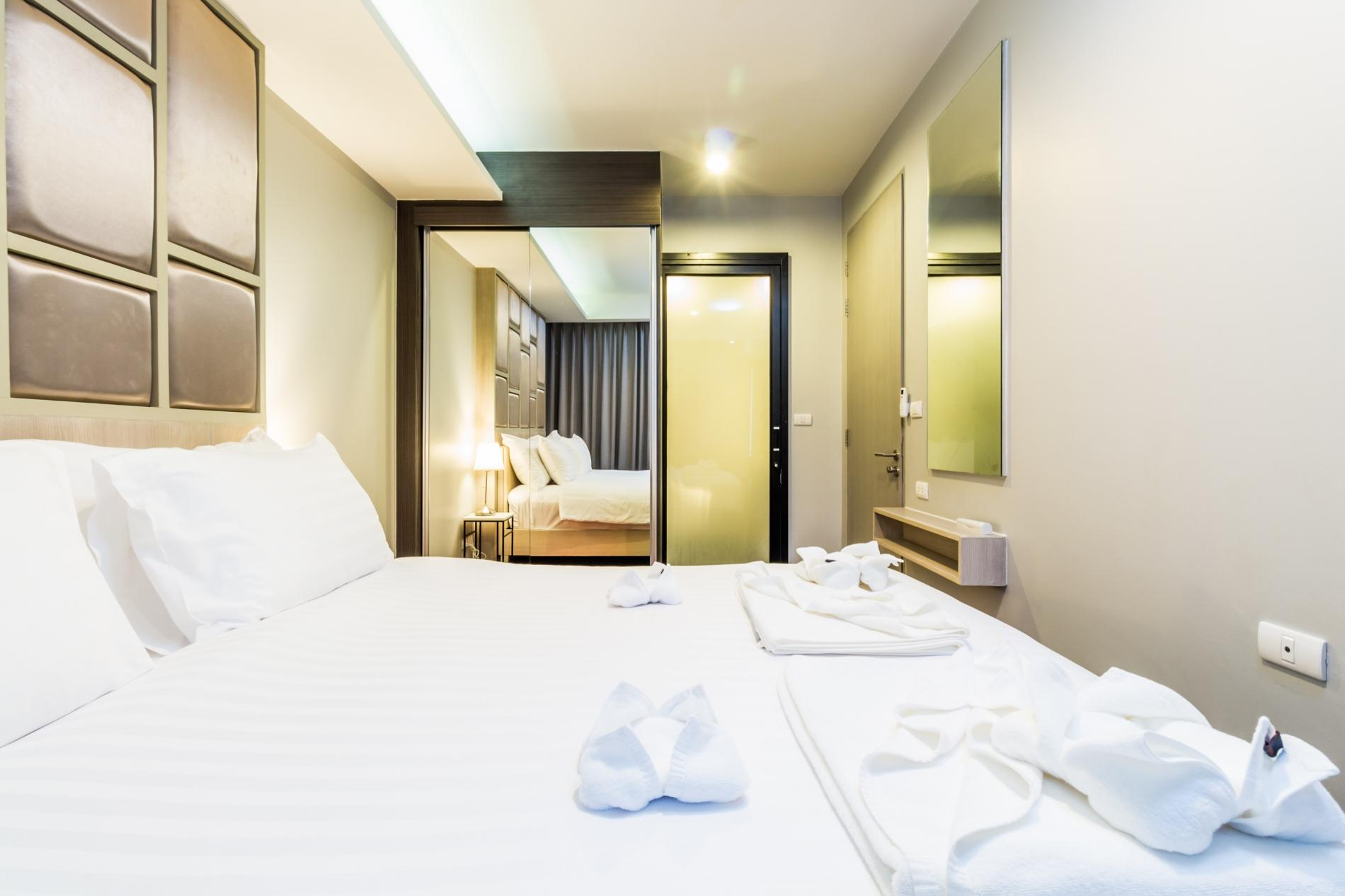 Apartment 6Av 707 - Convenient Surin beach condo with pool and gym photo 18792490