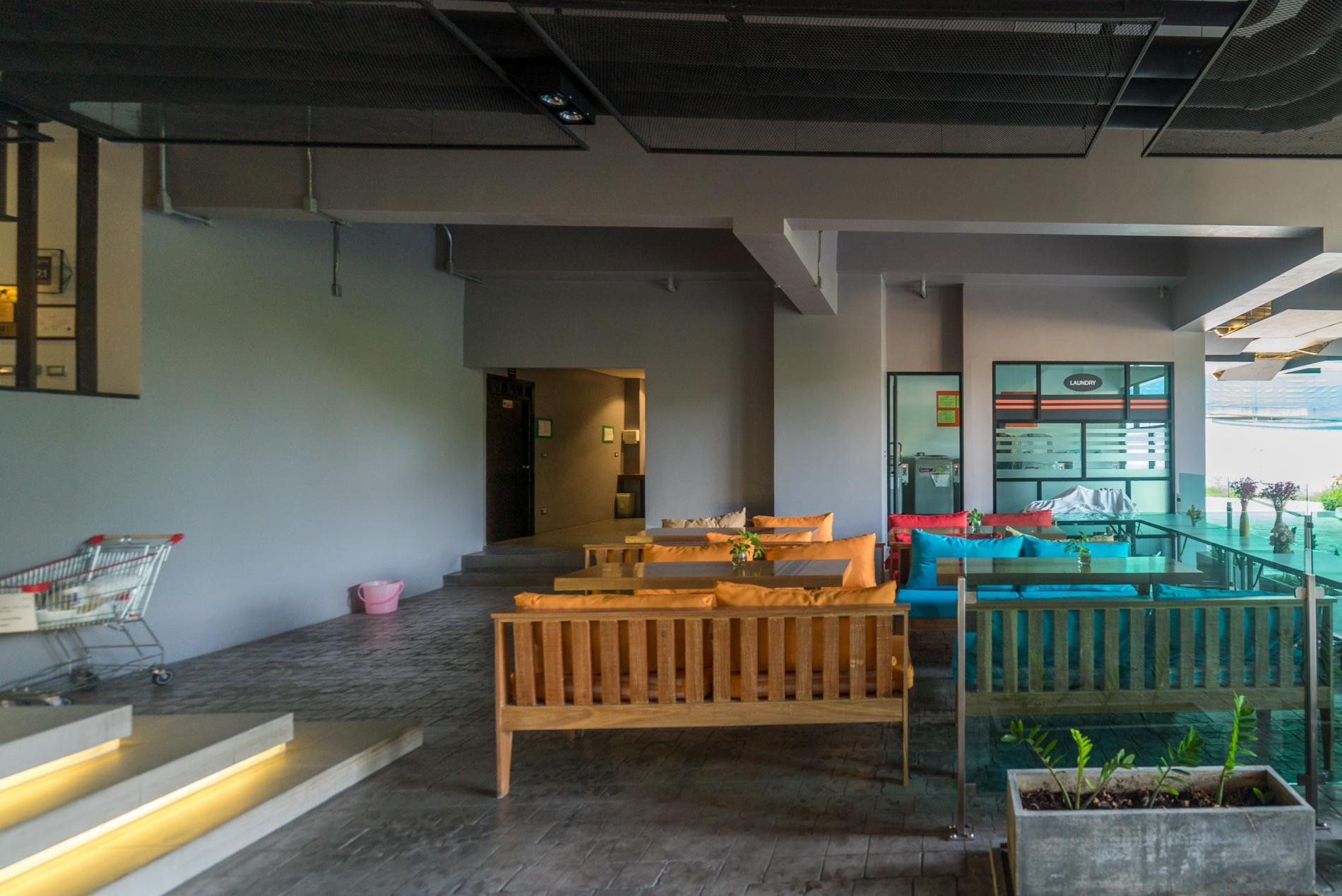 Apartment ET307 - Patong studio for 2 with pool and gym  photo 18443055