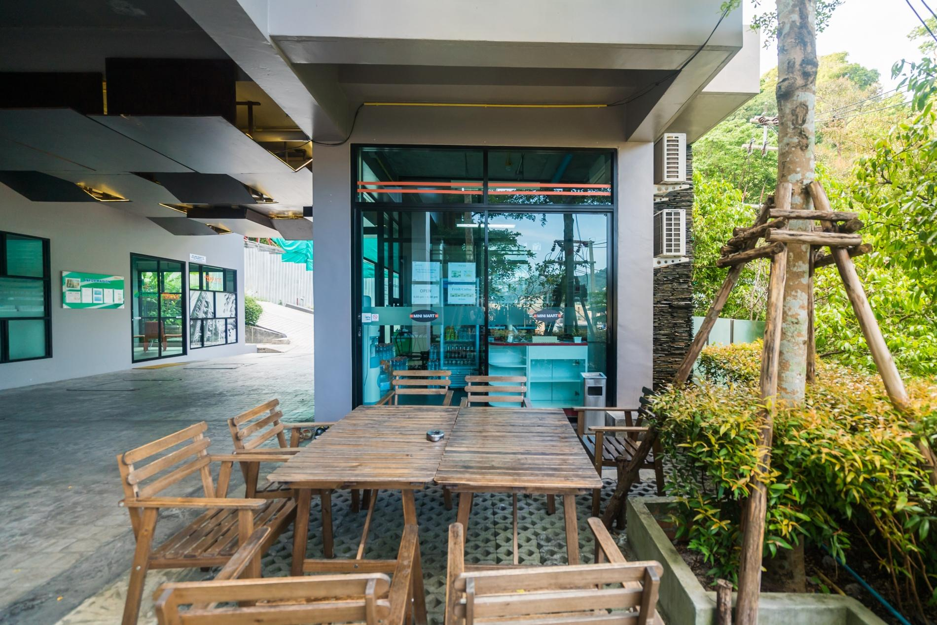 Apartment ET307 - Patong studio for 2 with pool and gym  photo 18545430