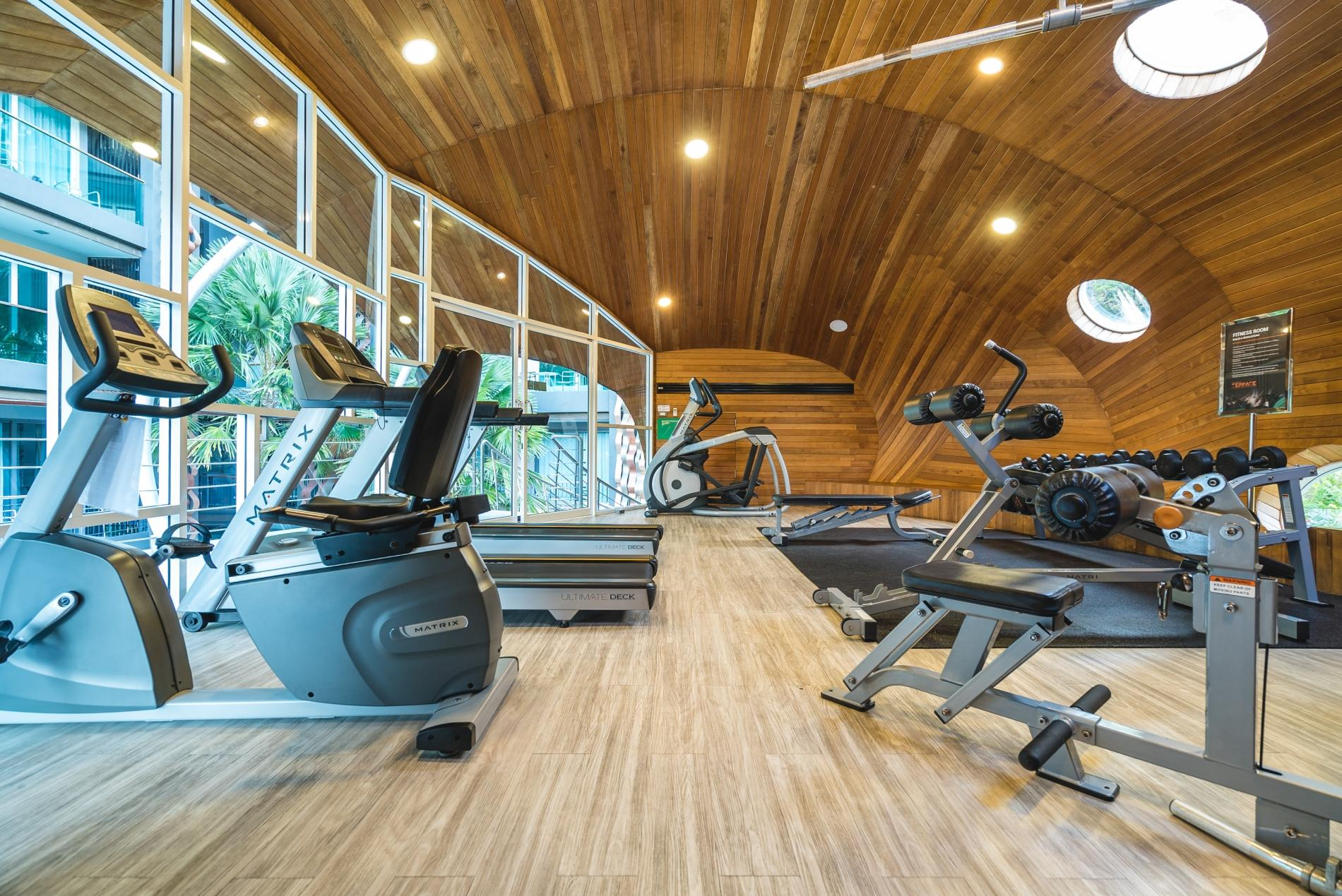Apartment ET307 - Patong studio for 2 with pool and gym  photo 18467849