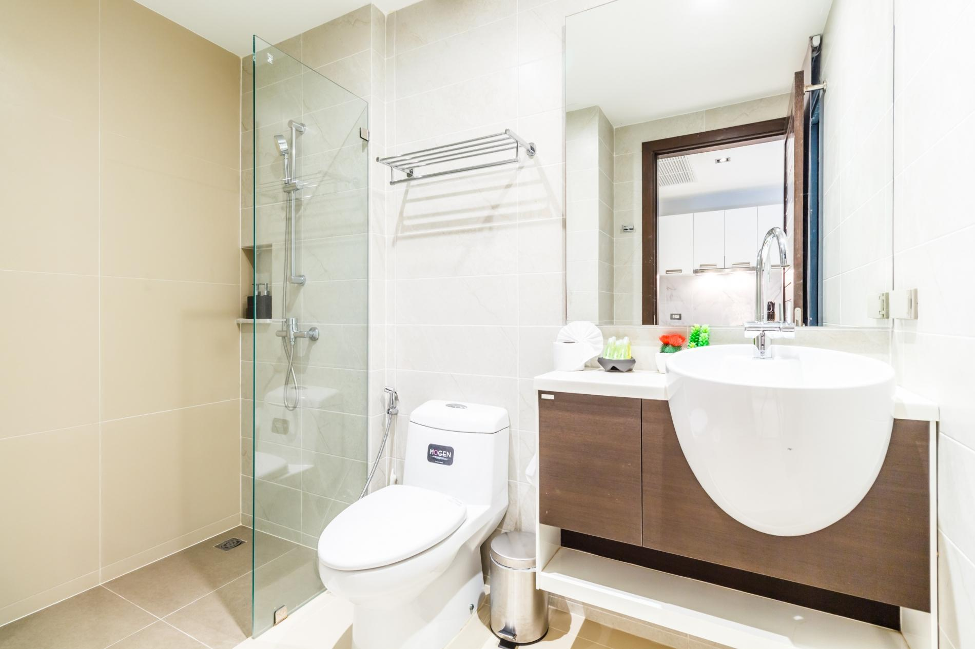 Apartment ET307 - Patong studio for 2 with pool and gym  photo 18443035