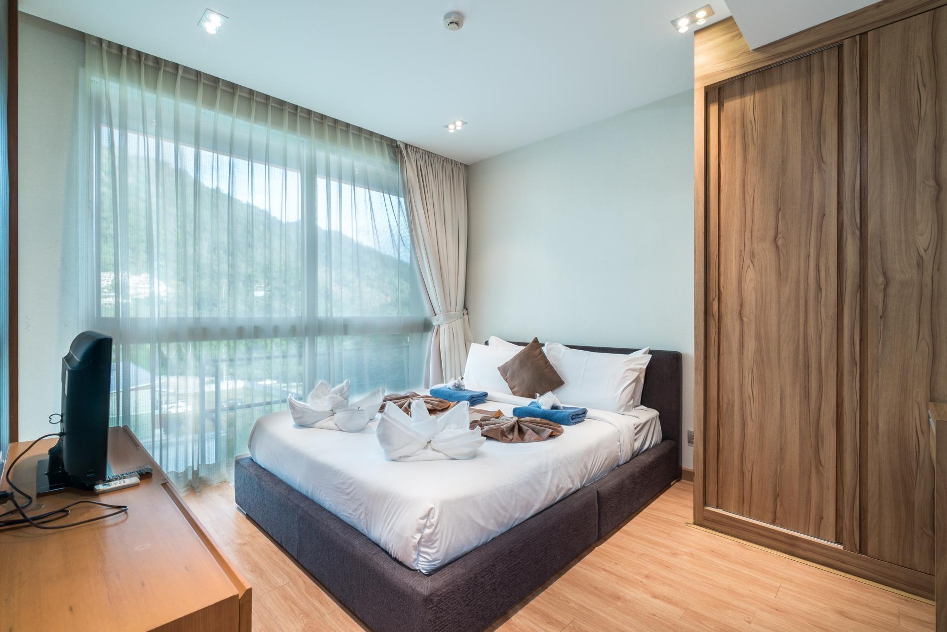 Privilege26 - Seaview plunge pool 3 bedroom luxury apartment on Kalim bay photo 15811727